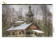Old House Izba Carry-all Pouch