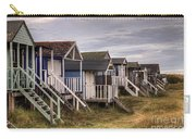 Beach Huts At Old Hunstanton Carry-all Pouch