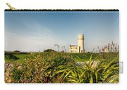 Old Hunstanton Lighthouse North Norfolk Uk Carry-all Pouch