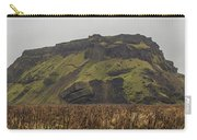 Old Icelandic Island Panorama Carry-all Pouch