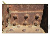 Old Iron Hinges Carry-all Pouch