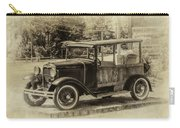 Old Jalopy In Wiscasset Carry-all Pouch