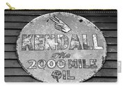 Old Kendal Sign Carry-all Pouch