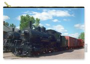 Old Locomotive Carry-all Pouch