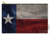 Old Lone Star Flag Carry-all Pouch