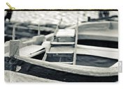Old Man And Boat Carry-all Pouch
