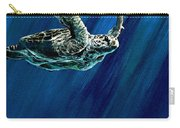 Old Man Of The Sea Carry-all Pouch