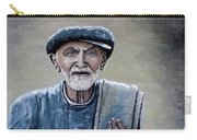 Old Man With His Stones Carry-all Pouch