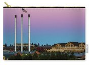Old Mill District - Bend, Oregon Carry-all Pouch