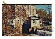 Old Mill In Autumn Carry-all Pouch