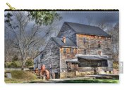 Old Mill Nelson County Virginia Carry-all Pouch