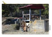 Old Mill Of Guilford Pumphouse Carry-all Pouch