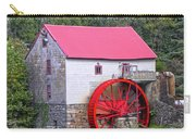 Old Mill Of Guilford Squared Carry-all Pouch