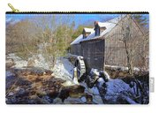 Old Mill On The Tom Tigney River, Nova Scotia Carry-all Pouch