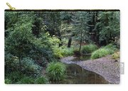 Old Mill Park In Mill Valley Carry-all Pouch
