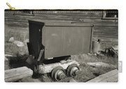 Old Mining Cart Carry-all Pouch