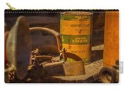 Old Mining Equipment Carry-all Pouch