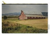 Old Montana Ranch Carry-all Pouch