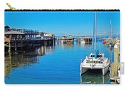 Old Monterey Wharf Carry-all Pouch
