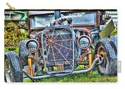 Old Muscle Car Carry-all Pouch