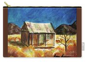 Old New Mexico Cabin Carry-all Pouch