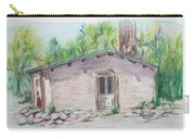 Old New Mexico House Carry-all Pouch
