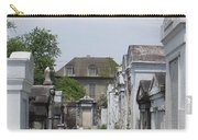 Old New Orleans Cemetery - The Big House  Carry-all Pouch