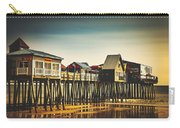 Old Orchard Beach Pier Carry-all Pouch