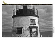 Old Owls Head Lighthouse Carry-all Pouch