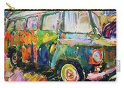 Old Paint Car Carry-all Pouch