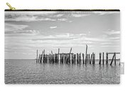 Old Pier Provincetown Harbor Cape Cod Carry-all Pouch