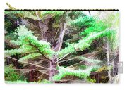 Old Pine Tree Carry-all Pouch
