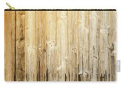 Old Planked Wood Used As Background Carry-all Pouch