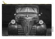 Old Plymouth Truck Square Carry-all Pouch