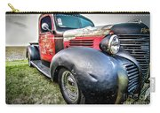Old Plymouth Truck Carry-all Pouch