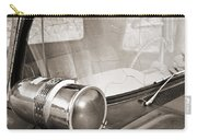 Old Police Car Siren Carry-all Pouch