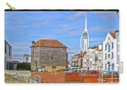 Old Portsmouth Flood Gates Carry-all Pouch