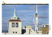 Old Portsmouth's Towers Carry-all Pouch