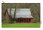 Old Red Barn In Jefferson County Carry-all Pouch