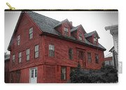 Old Red House In Shelburne Falls Carry-all Pouch