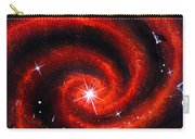 Old Red Spiral Galaxy Carry-all Pouch