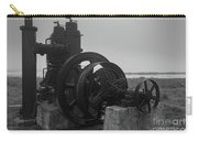 Old Rice Field Pump Bw Carry-all Pouch