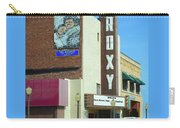 Old Roxy Theater In Muskogee, Oklahoma Carry-all Pouch