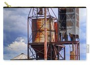Old Rusted Grain Silo - Utah Carry-all Pouch