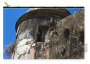 Old San Juan Puerto Rico Fort San Cristobal Carry-all Pouch