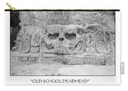 Old School Dead Head Carry-all Pouch