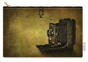 Old School Carry-all Pouch by Evelina Kremsdorf