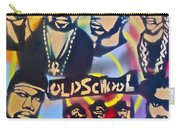 Old School Hip Hop 3 Carry-all Pouch