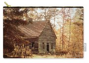 Old Church - Vintage Carry-all Pouch