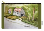 Old Scottish Stone Barn Carry-all Pouch